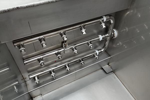 喷淋超声波清洗机