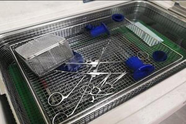 冠博仕超声波清洗机