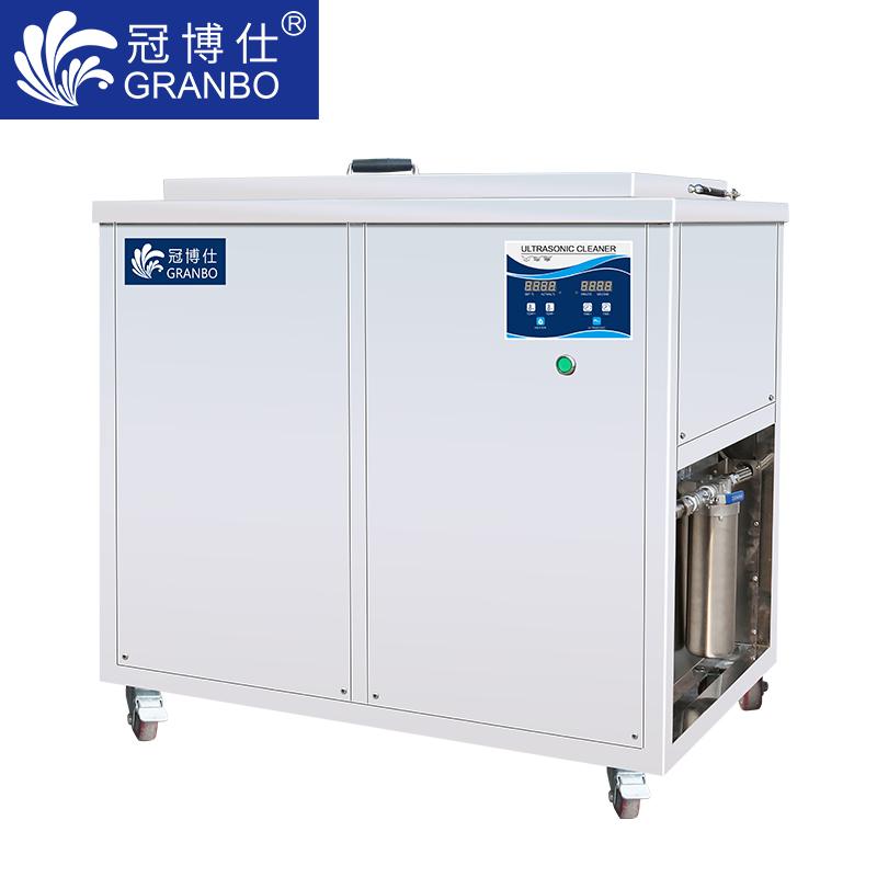 冠博仕超声波清洗机  工业单槽机 内置过滤循环系统  45L-960L可选 支持定制