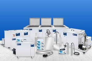 超声波清洗机的种类、参数及使用注意事项